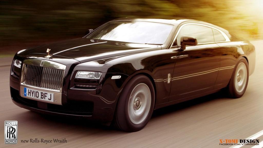 Rolls-Royce Wraith, un'anteprima di quello che vedremo a Ginevra