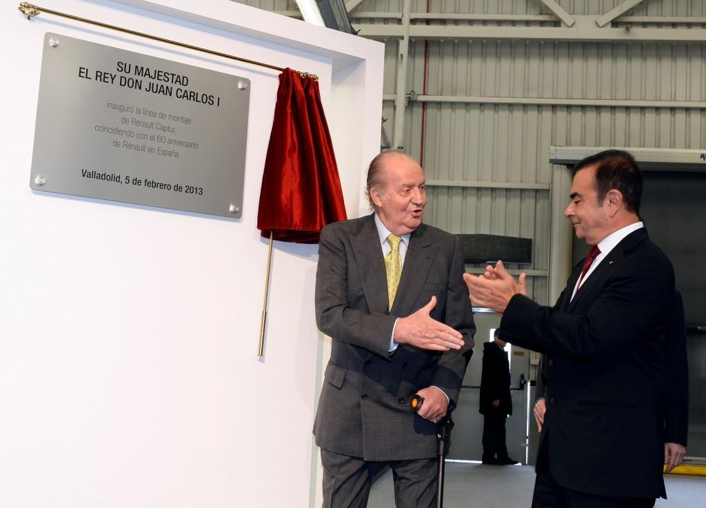 Renault Captur, inaugurata la linea di montaggio a Valladolid