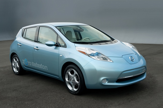 Nissan LEAF a 29.950 euro grazie agli eco-incentivi