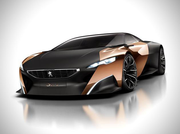 Peugeot, due premi al Festival Automobile International