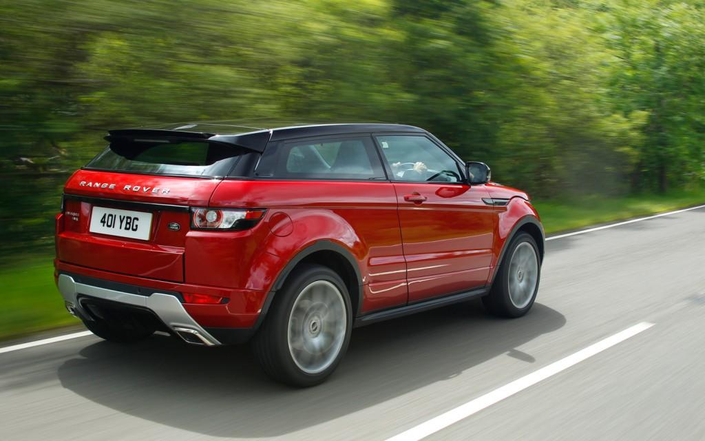 Range Rover Evoque 2013: tutte le qualità in un video