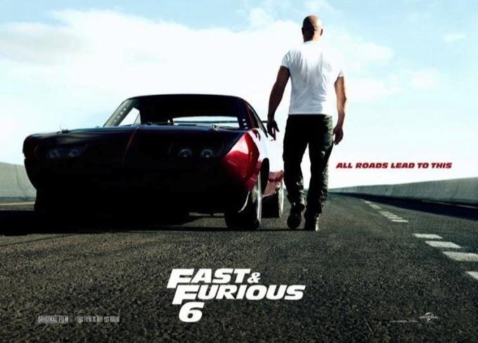 Fast & Furious 6, rilasciato il trailer ufficiale