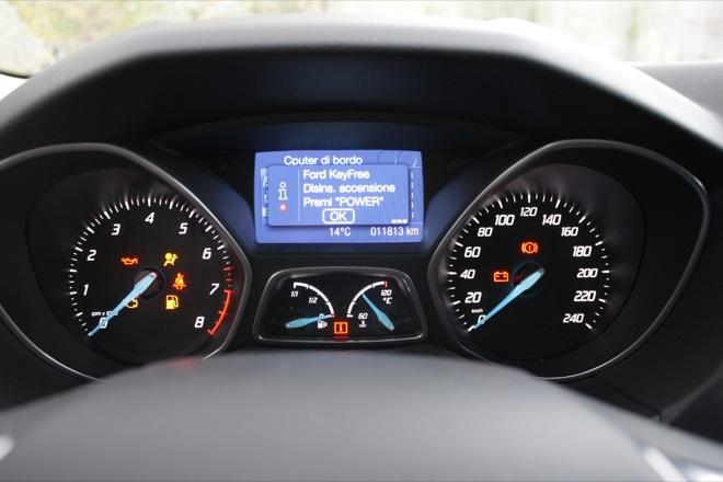 Ford Focus 1 0 Ecoboost Prova Su Strada