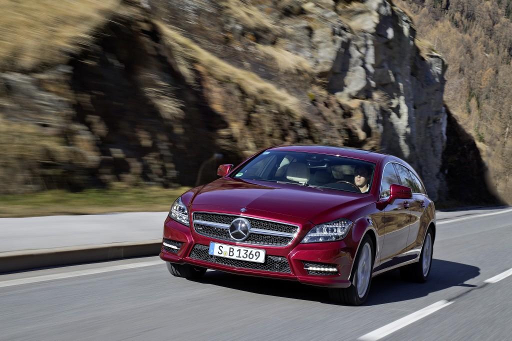 Mercedes-Benz 4MATIC, la trazione integrale della Stella compie 110 anni
