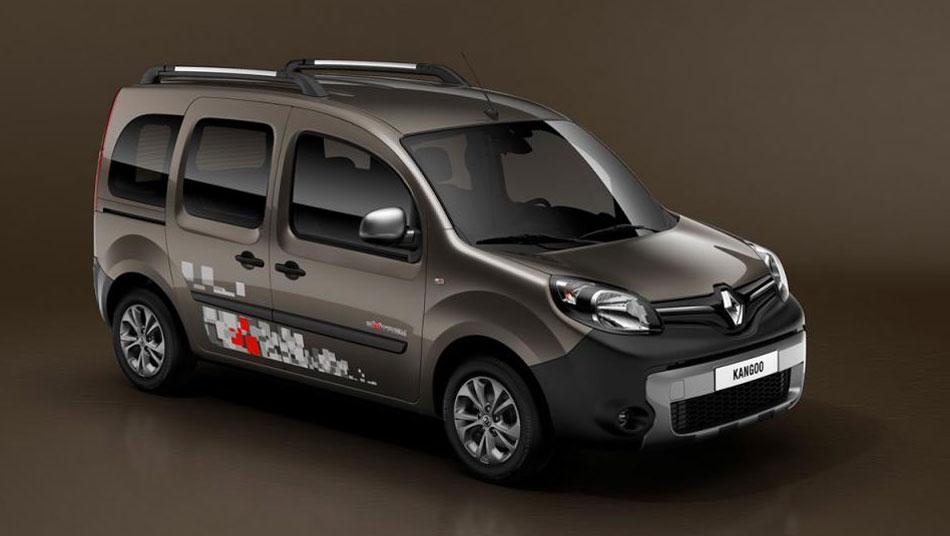 Renault Kangoo restyling