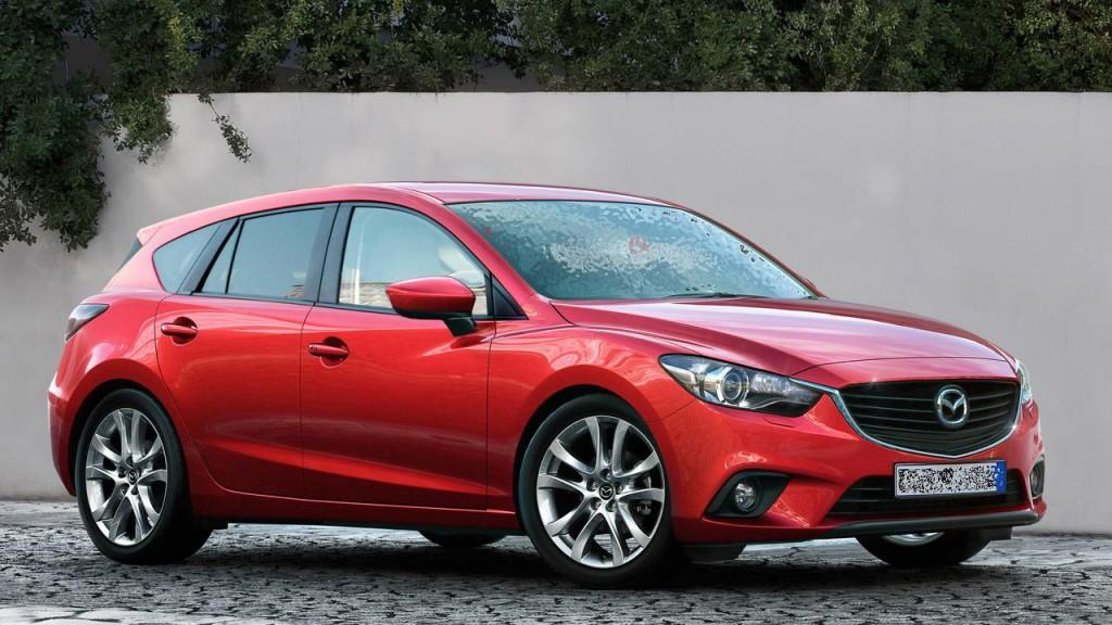 Nuova Mazda3, commercializzata negli Stati Uniti questo autunno?