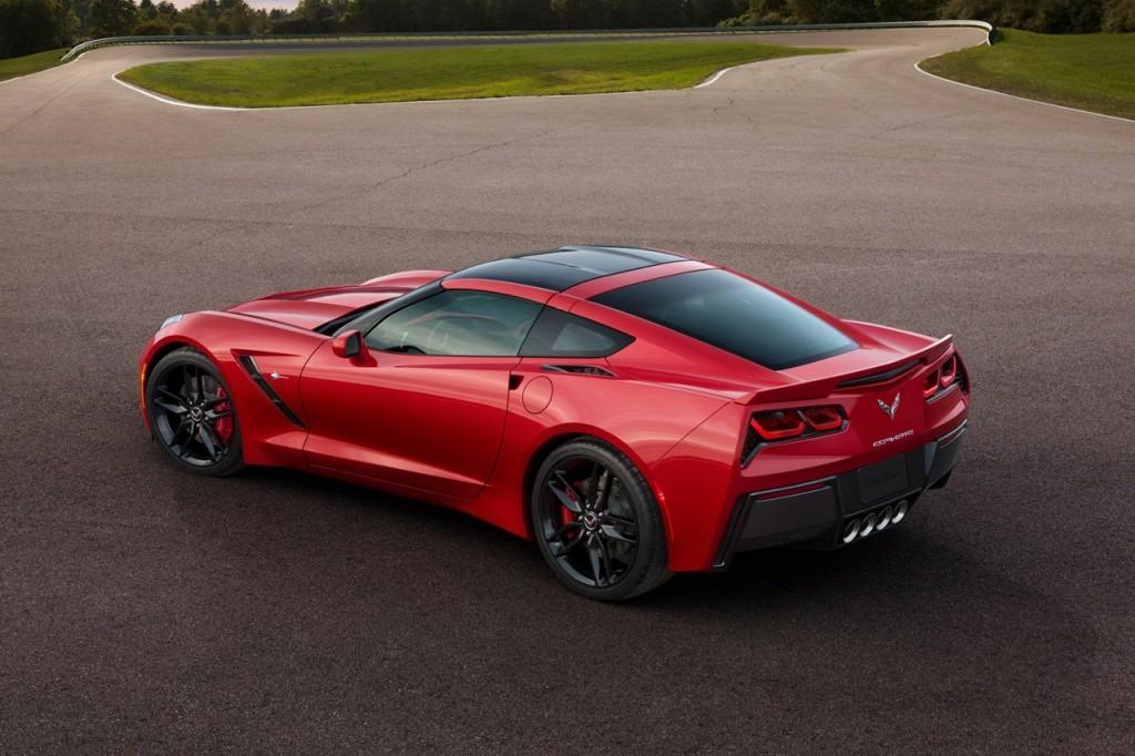 Corvette, un modello entry level in programma