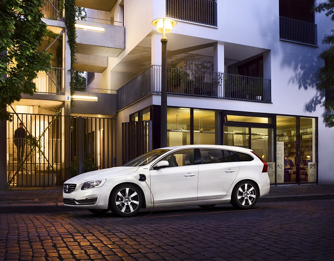 Volvo V60 ibrida plug-in tra le tre finaliste del World Green Car of the Year