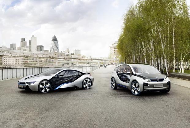 BMW i Born Electric Tour, continua la tournée mondiale