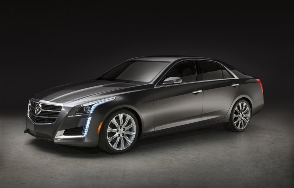 Cadillac Cts 2014 Debutta In Anteprima Al Salone Di New York