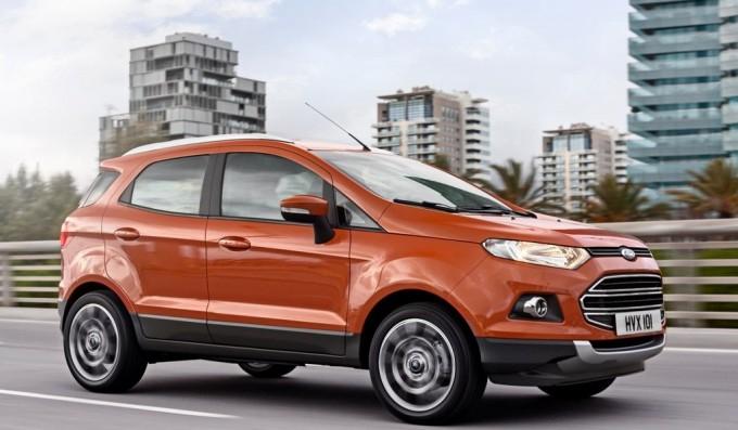Ford EcoSport e gamma Tourneo al Salone di Ginevra (LIVE)