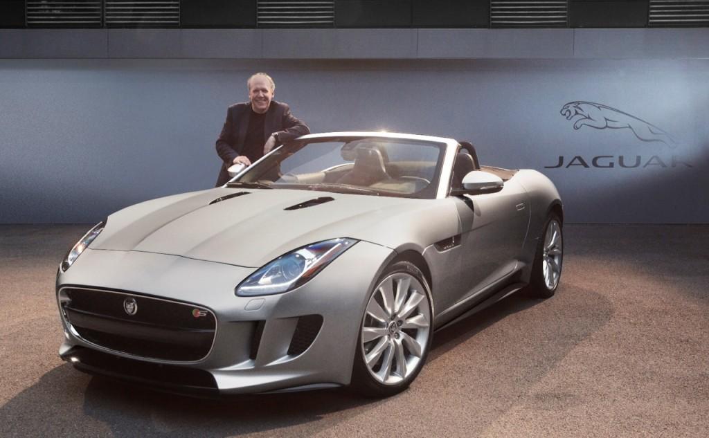 Jaguar F-Type proclamata World Car Design of the Year 2013
