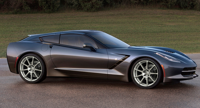 Corvette Stingray, carrozzeria da Shooting Brake firmata Calloway