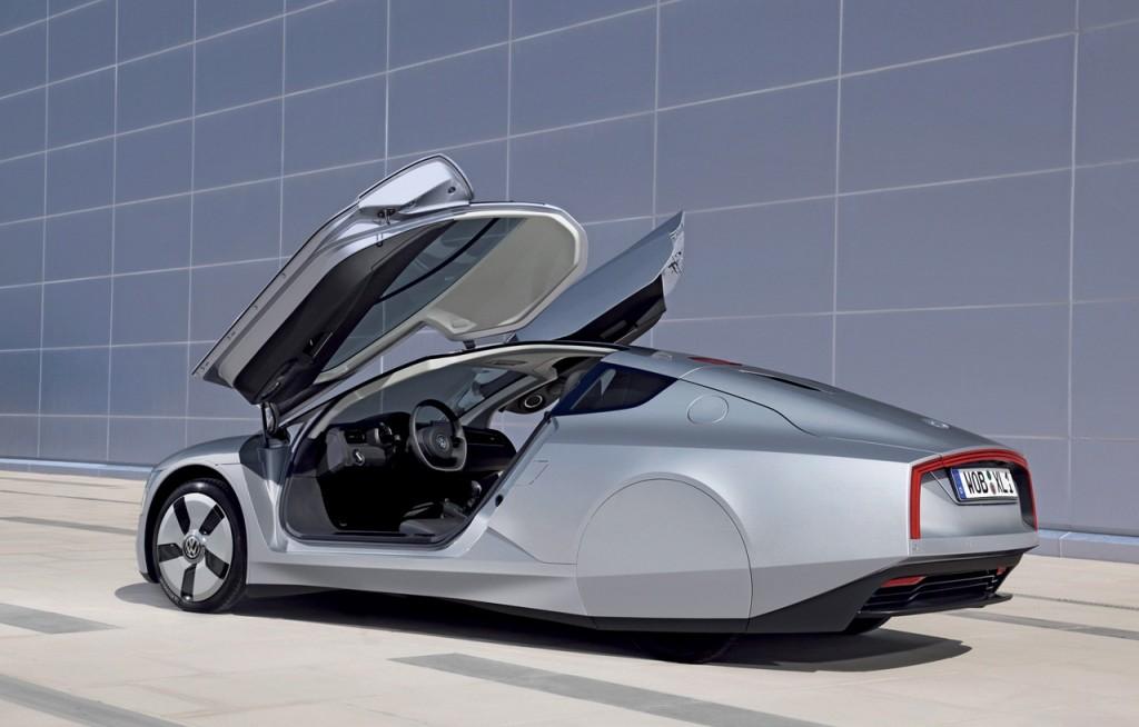 Volkswagen XL1: un nuovo video in attesa del Salone di Ginevra 2013