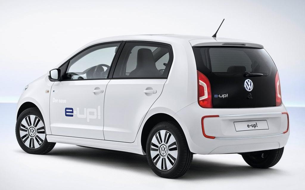 Volkswagen e-Up!: in autunno nelle concessionarie