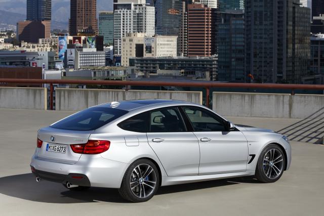 BMW Serie 3 GT, si pensa alla versione M