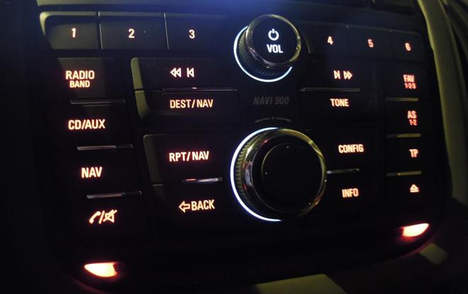 Schema Elettrico Opel Zafira : Opel zafira tourer recensione infotainment completa