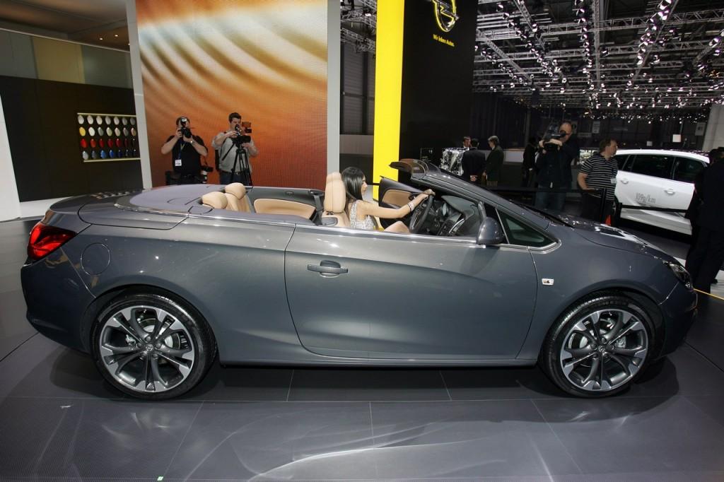 Opel Cascada e Adam Rocks, alla scoperta delle novità del Fulmine a Ginevra (LIVE)