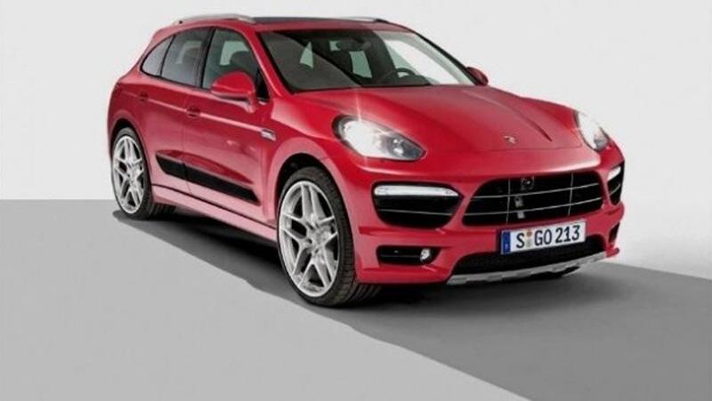 Porsche Macan, e se fosse così?