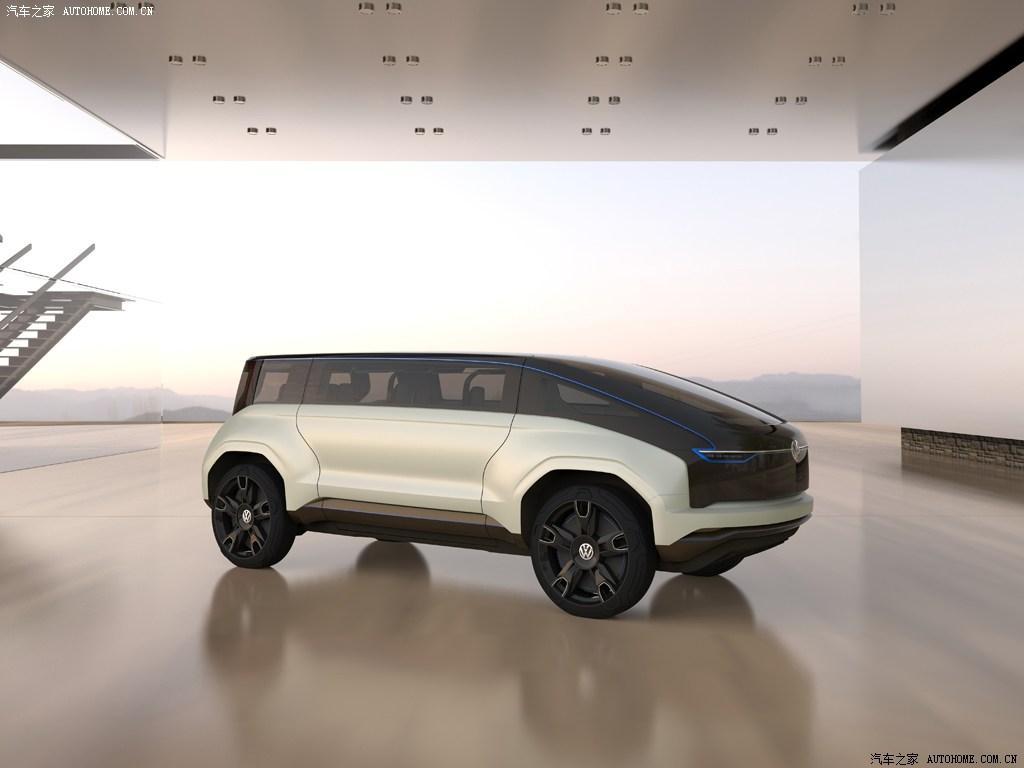 Volkswagen показал концептуальны 4…