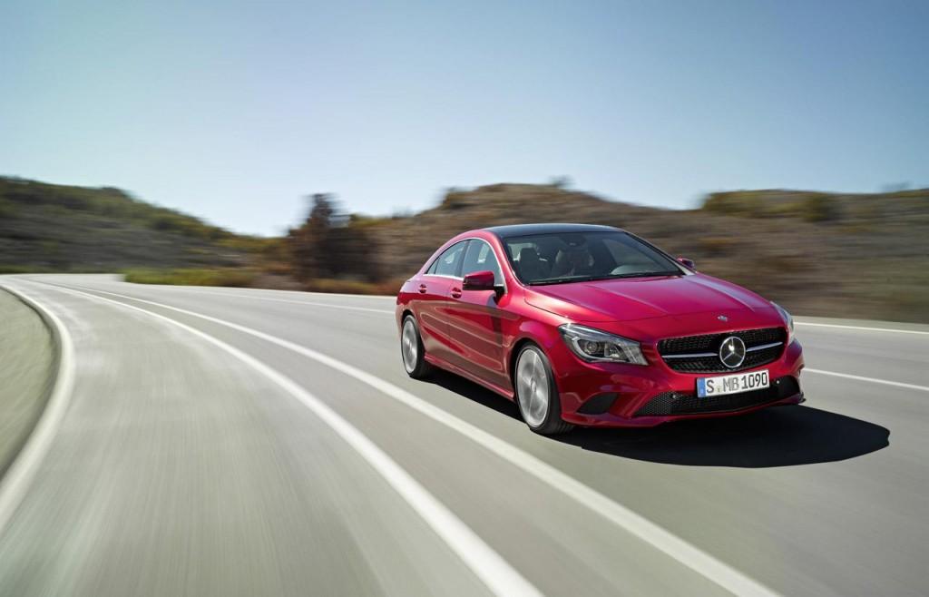 Mercedes CLA, anche in versione a passo lungo per la Cina