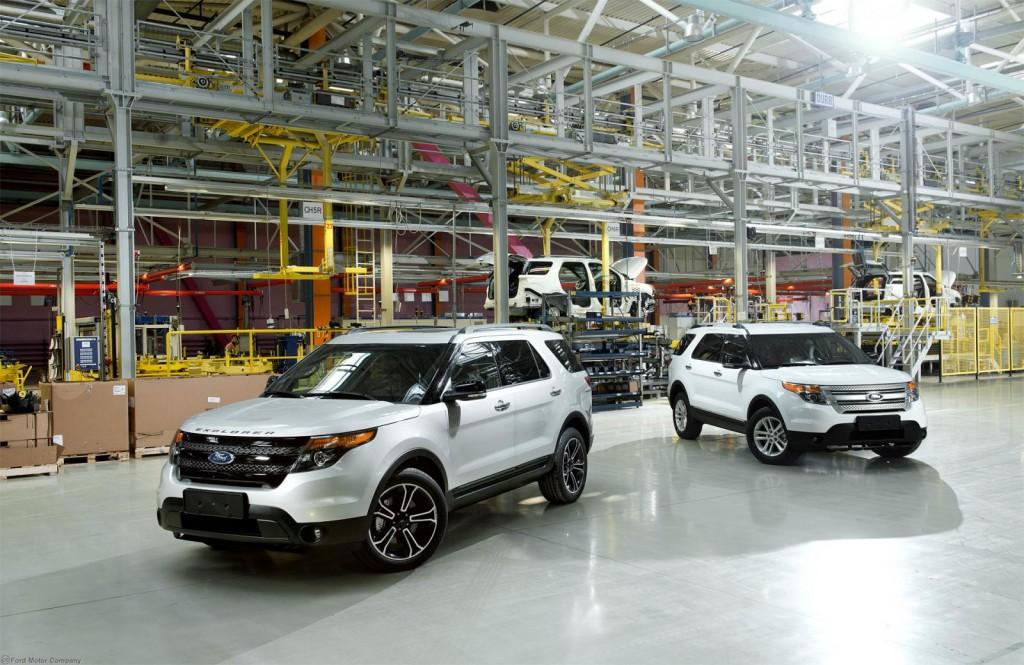 Ford Explorer, inizia la produzione in Russia