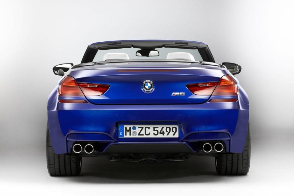 BMW M6, il Competition Package sarà disponibile anche per lei