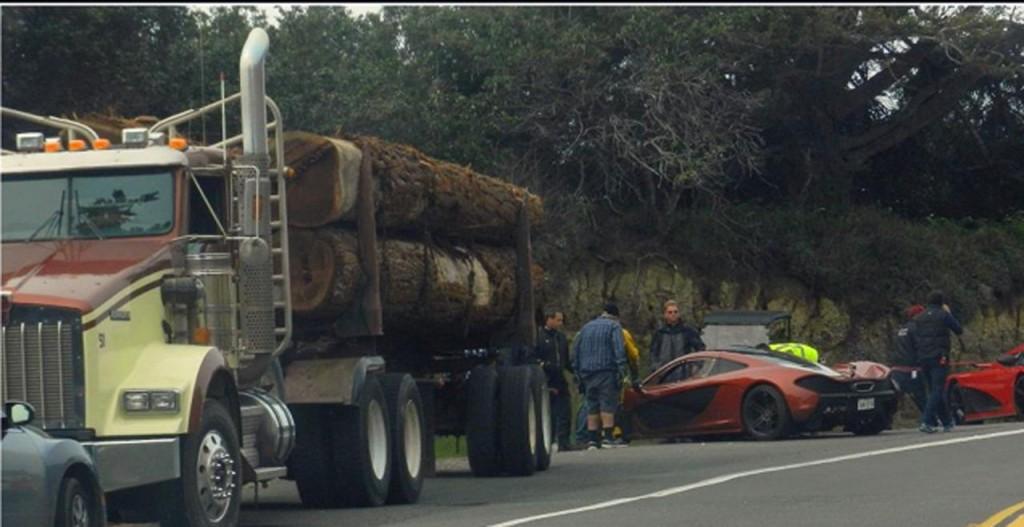 """McLaren P1, sarà presente nel film """"Need for Speed"""""""