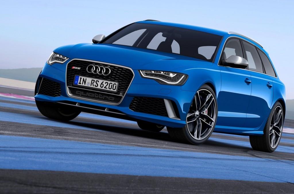 Audi RS6 Avant 2014: sportività e family-feeling