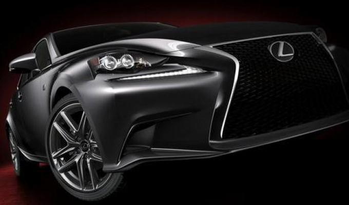 Lexus IS Hybrid, prevendite al via