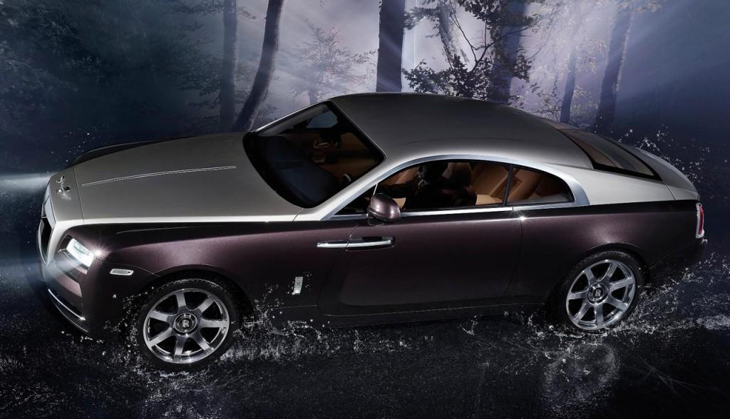 Rolls-Royce Wraith, confermata la cabriolet