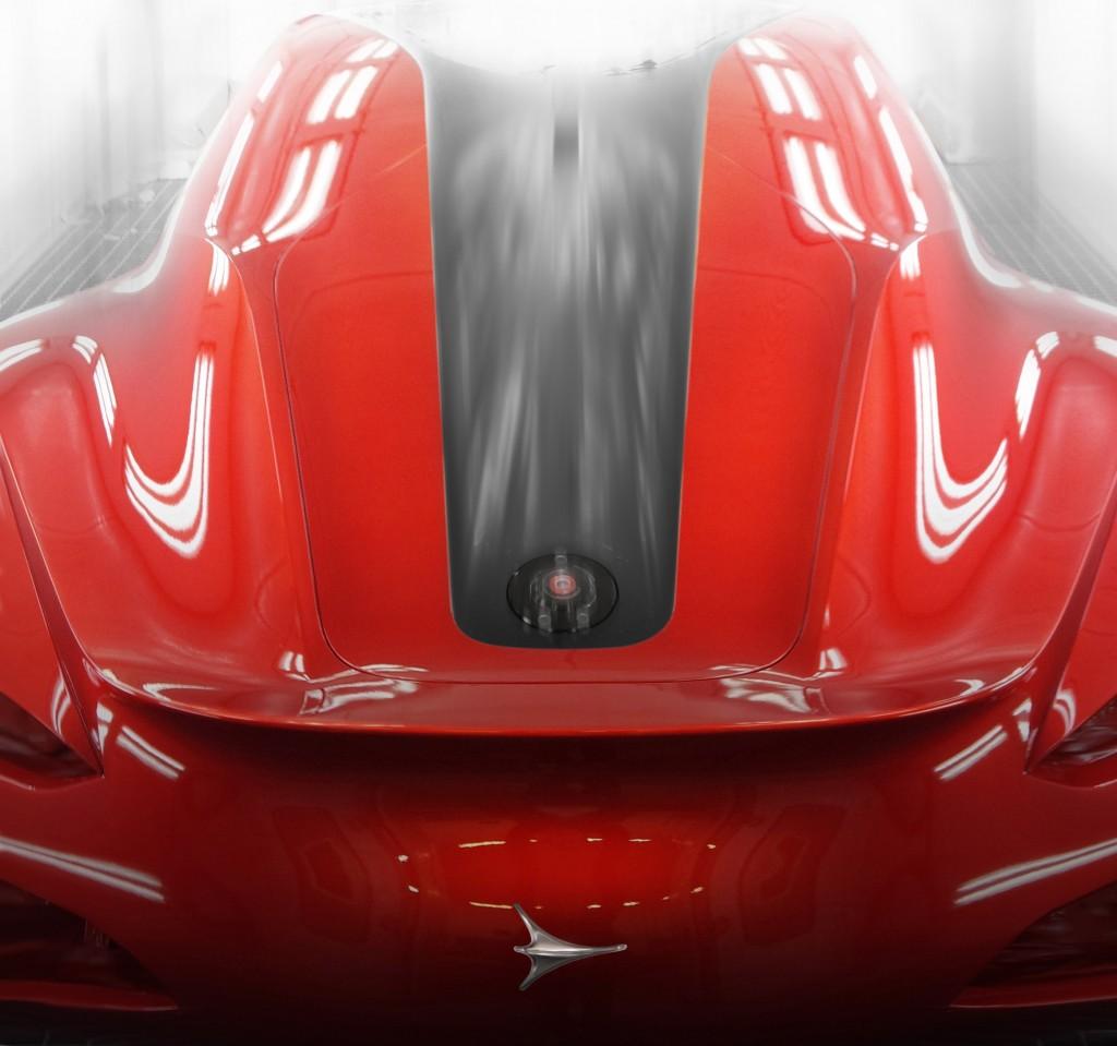 Icona Vulcano, nuovi dettagli sulla supercar che debutterà al Salone di Shanghai