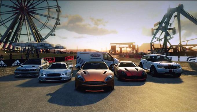 """Forza Horizon rilascia il """"Top Gear Car Pack"""""""