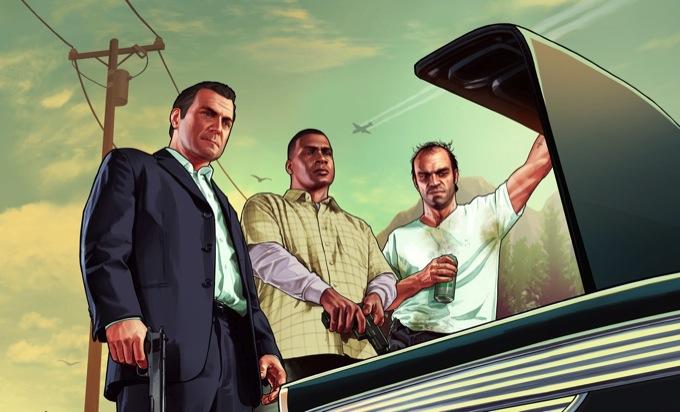 GTA 5, tre nuovi trailer dedicati ai protagonisti del gioco