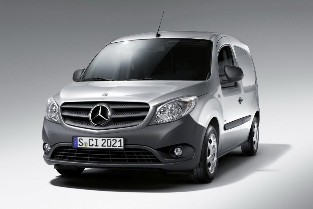 Mercedes Citan, Euro NCAP testa la sua sicurezza
