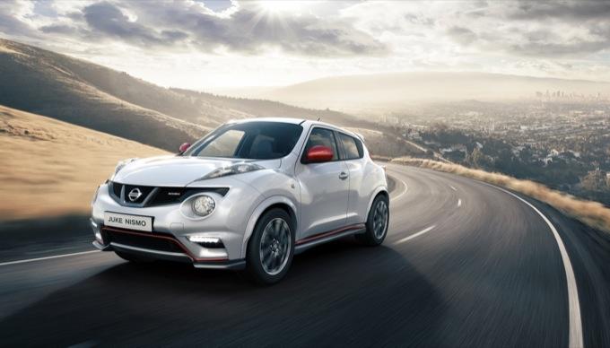 Nissan in forte crescita sul mercato italiano