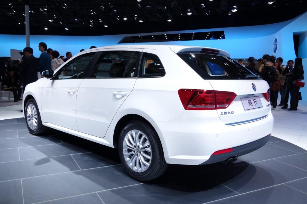 Volkswagen Gran Lavida: una station wagon per la Cina
