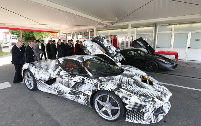 Ferrari: Innovare per crescere insieme