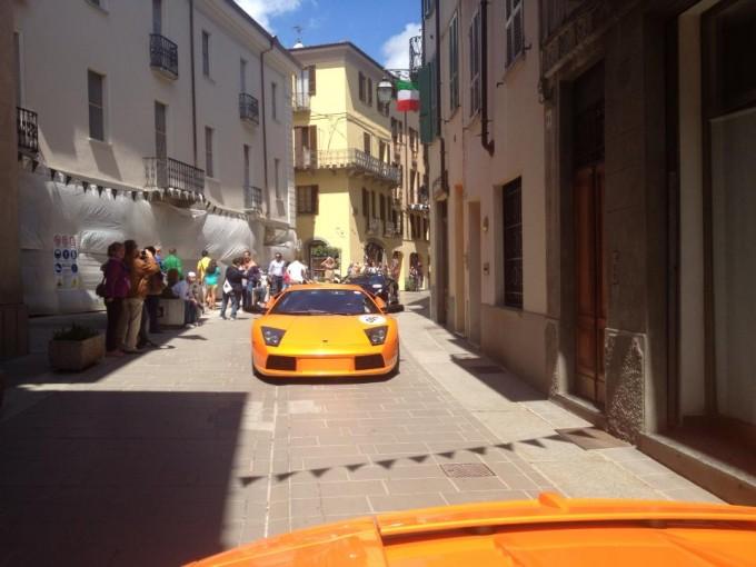 """Grande Giro Lamborghini: 350 supercar da tutto il mondo per il 50° compleanno della """"Lambo"""""""