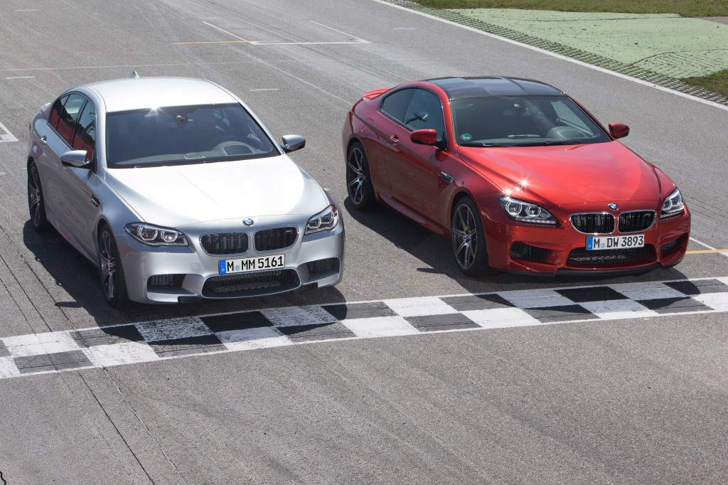 BMW M5 ed M6: prestazioni al top con il Competition Package