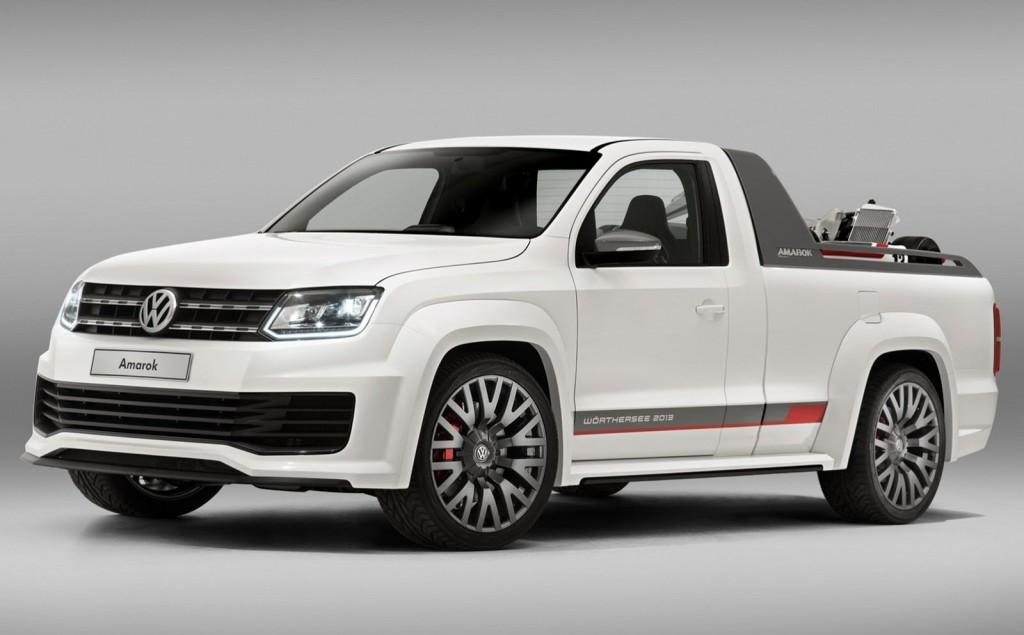 Volkswagen Amarok Power Pickup