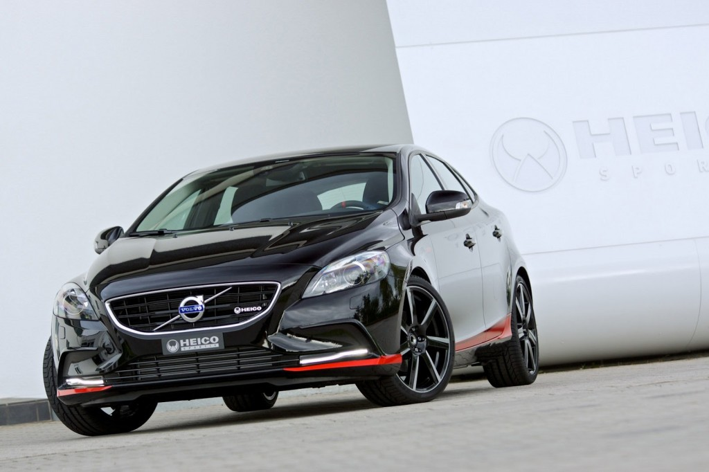 volvo v40 pirelli special edition tuning by heico sportiv. Black Bedroom Furniture Sets. Home Design Ideas