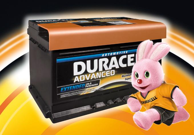 Duracell presenta la sua gamma di batterie per auto