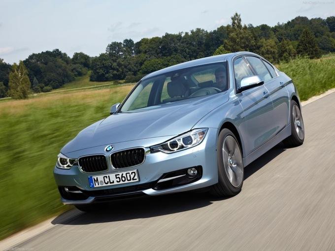 BMW ActiveHybrid 3, prime impressioni di guida