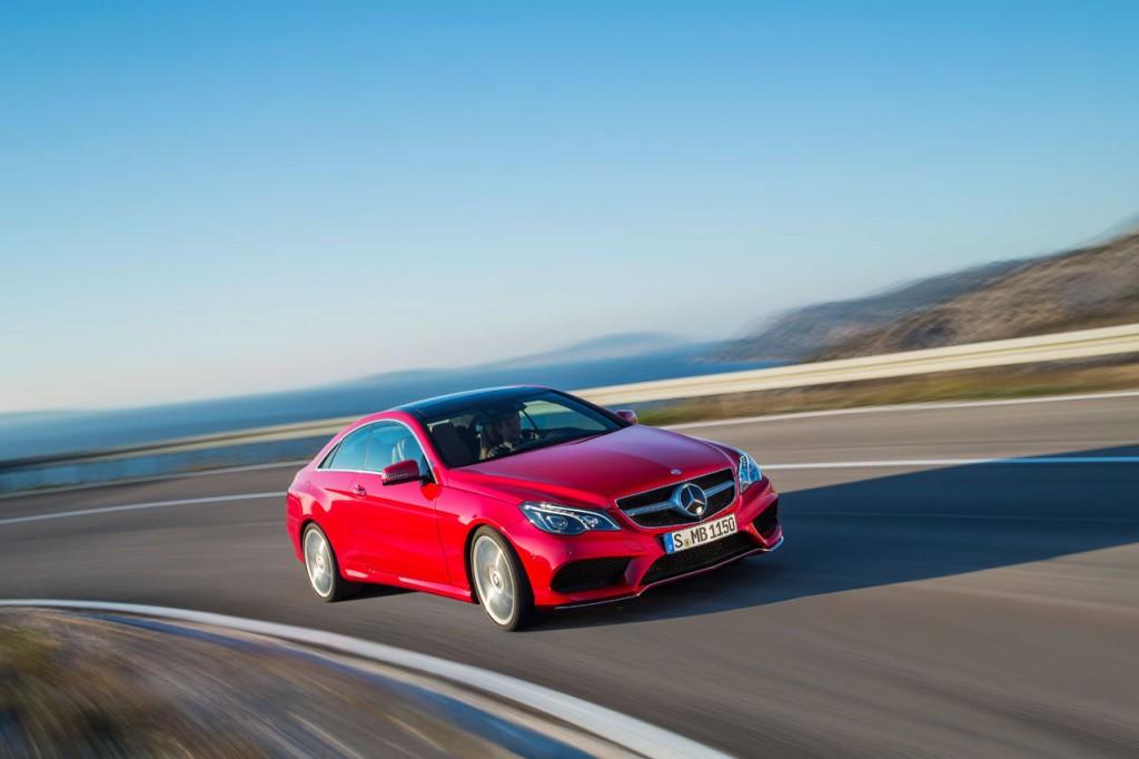 Mercedes Classe E, prossime Coupé e Cabriolet anche in variante AMG?