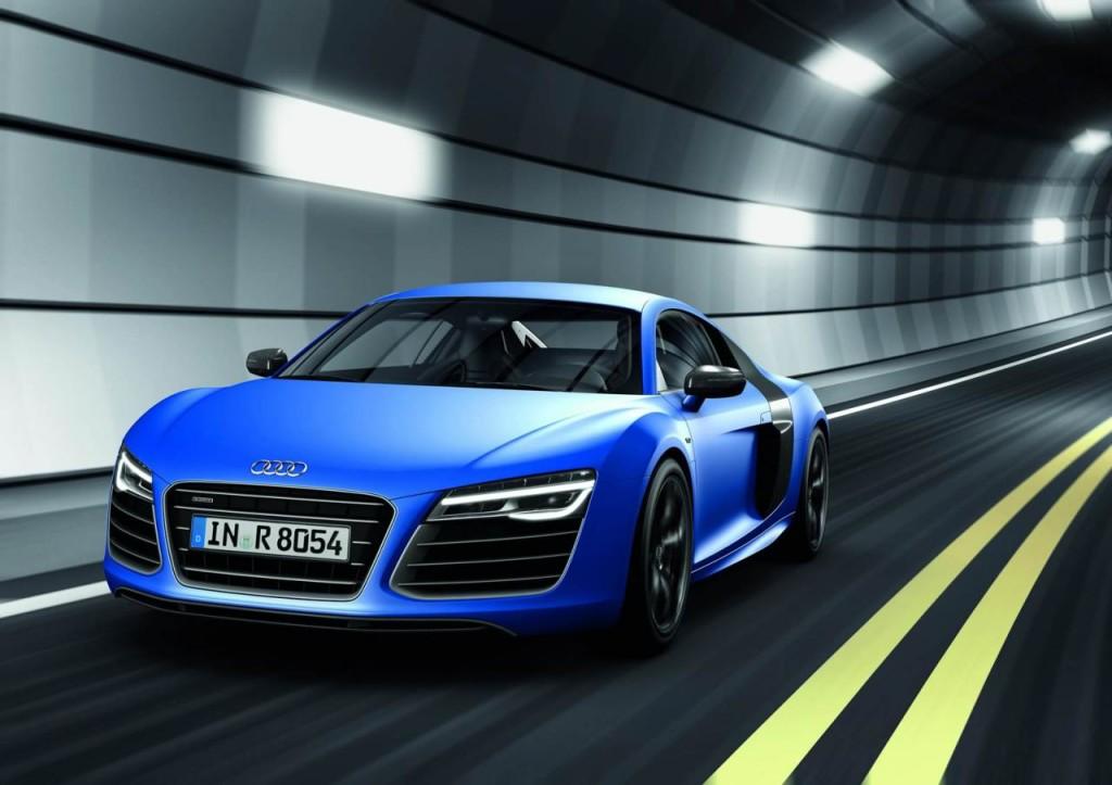 Audi R8, il nuovo modello sarà più leggero e più potente