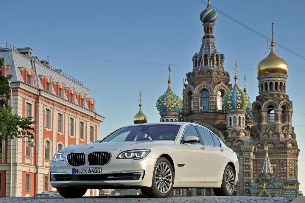 BMW Serie 7: informazioni sulla sesta generazione