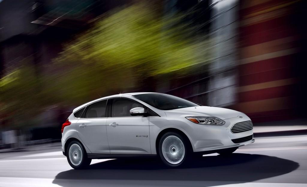 Ford Focus Elettrica: al via la produzione in Germania