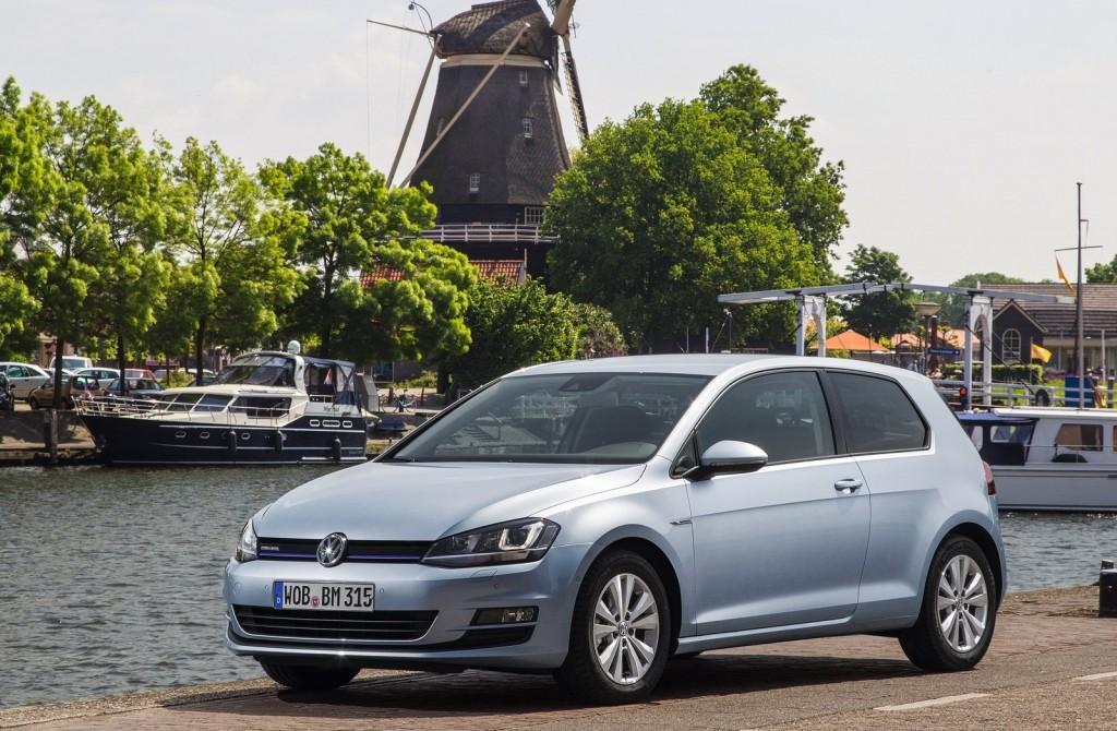 Volkswagen Golf TDI BlueMotion: consumi record