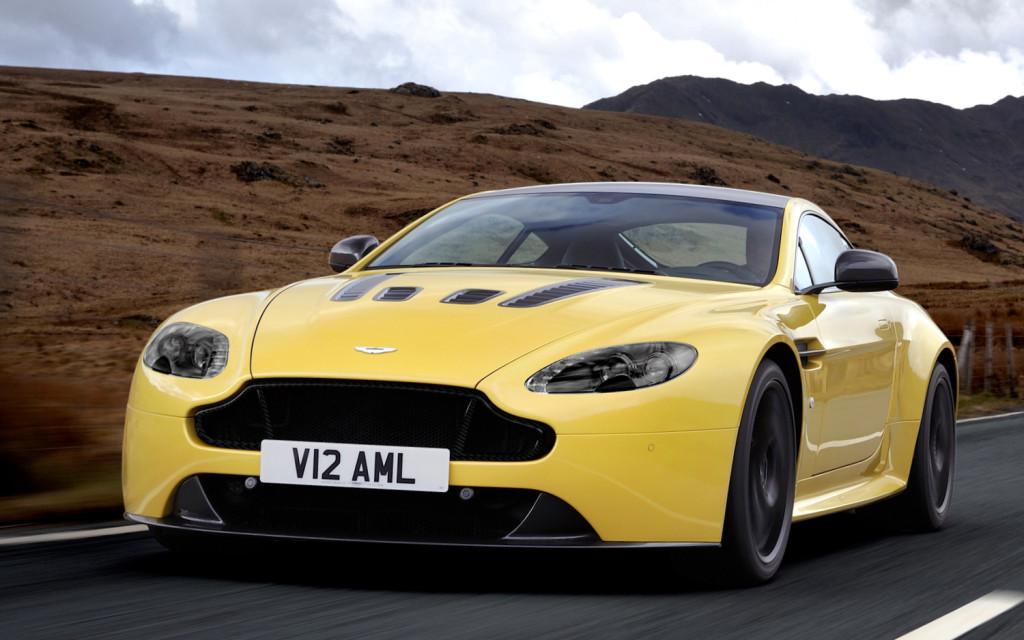 Aston Martin V12 Vantage S, svelato il suo prezzo in Germania